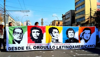 Victor Jara & Che Guevara
