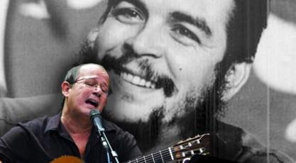 Silvio Rodriguez & Che Guevara