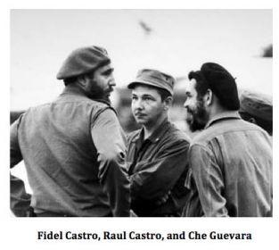 Fidel,Raul,Che