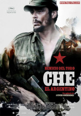 Che Movie | Benicio Del Toro as Che Guevara