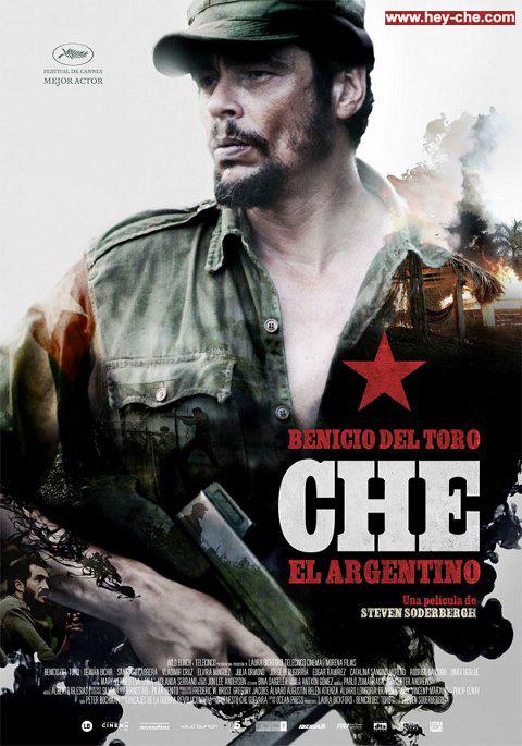 Che Movie | Benicio Del Toro as Che Guevara