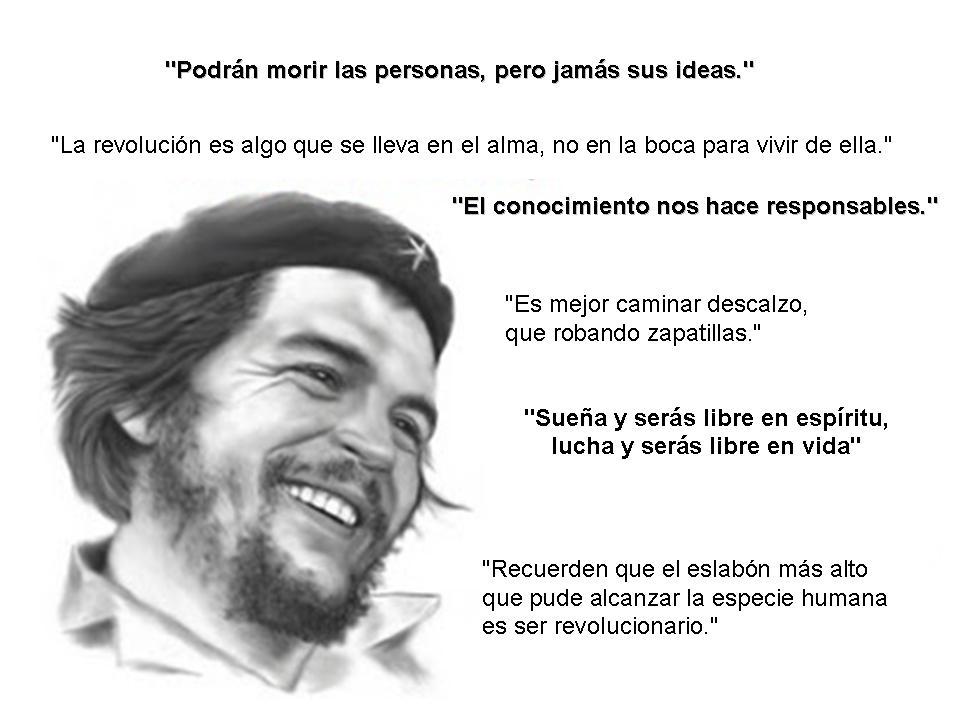 The Che Guevara Files Los Archivos De Che Guevara
