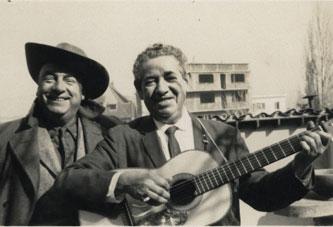 Carlos Puebla & Che Guevara