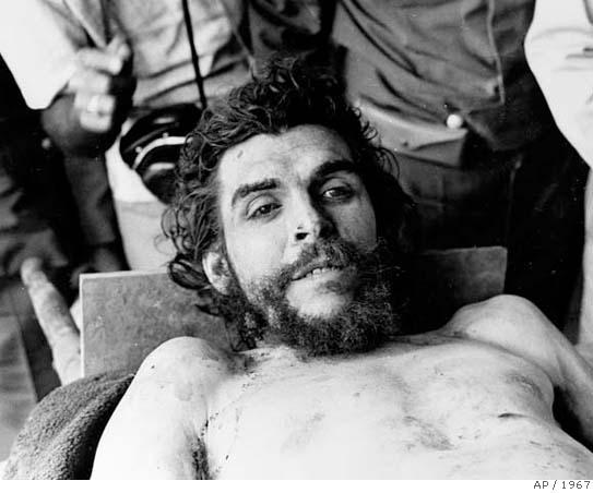 The Che Guevara Files Che Guevara Bolivia