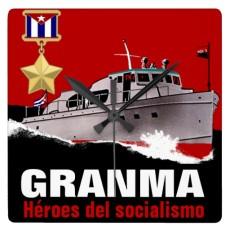 Che Guevara & La Granma