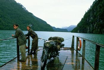 A text related to the motorcycle diaries movie?